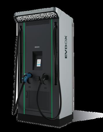 EVBox Troniq100