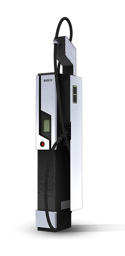 EVBox Ultroniq  fast charge station - Catec