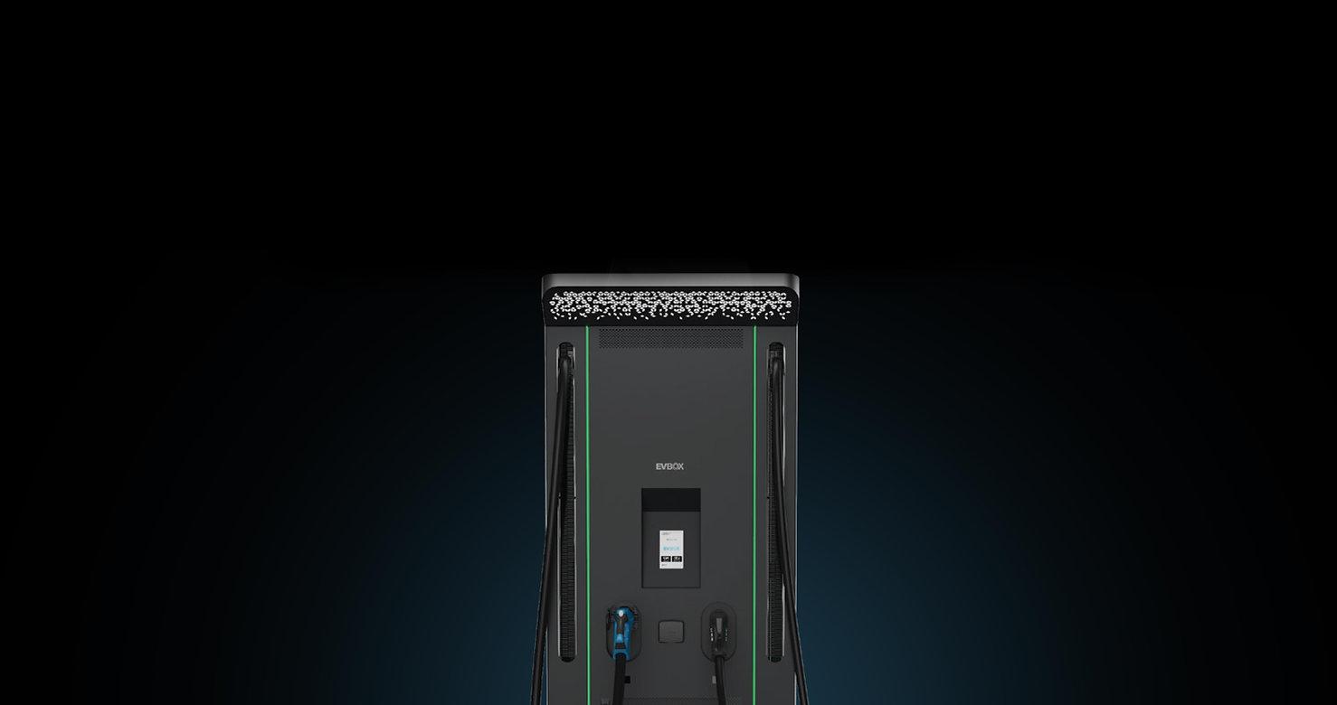 EVBox Troniq100 - Charging station- Catec