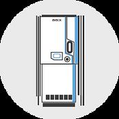 Charging ev box- catec