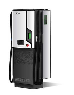 Business Chargers stations for cars- Catec