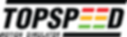 topspeed simlator logo