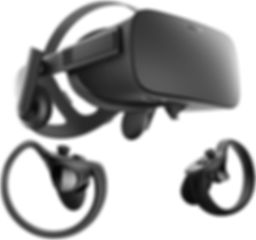 Oculus Rift + Touch Virtual Reality 400.