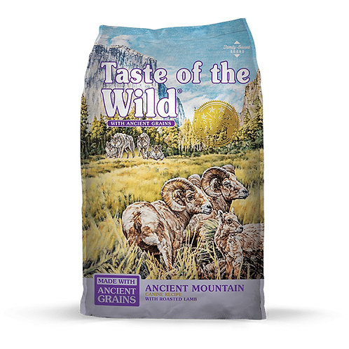 Ancient Mountain Canine Recipe 12.7kg
