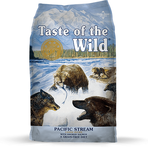 Taste of the Wild Pacific Stream 12.7kg