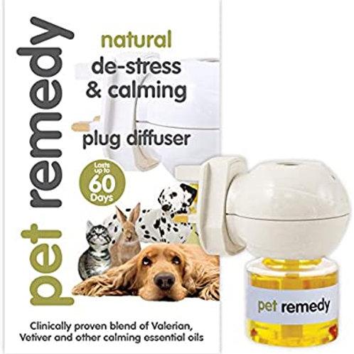 Pet Remedy - Plug-in W/diffuser (40ml)