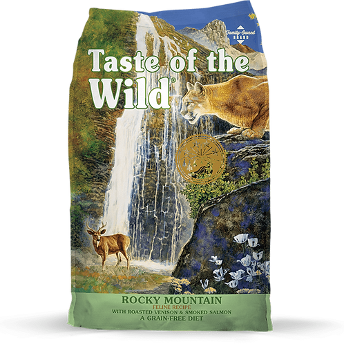 Taste of the Wild Rocky Mountain Feline Recipe 2.27kg