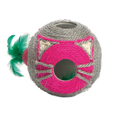 Bobby Tete a Tete Ball Sisal Cat Toy