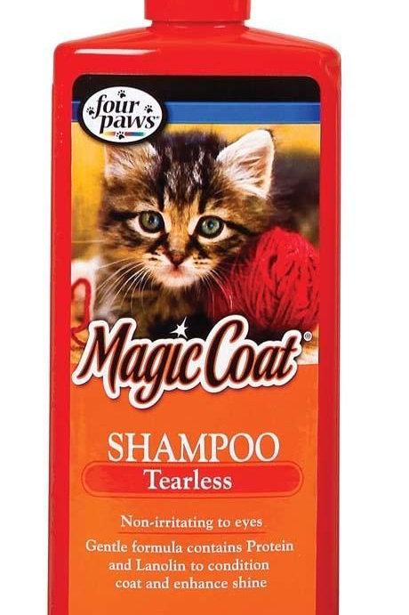 Four Paws Magic Coat Tearless Shampoo