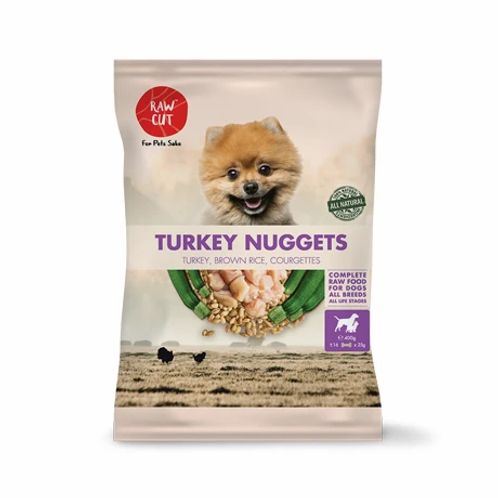 Raw Cut - Turkey Nuggets