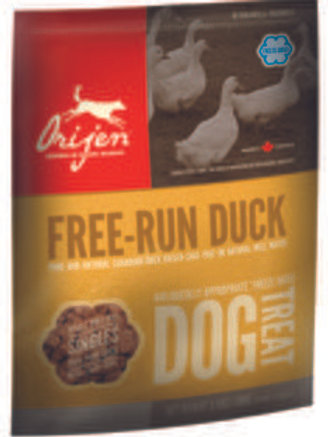 Orijin Free Run Duck Dog Treats