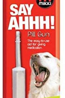 Mikki Say Ahhh! Pill Dispenser