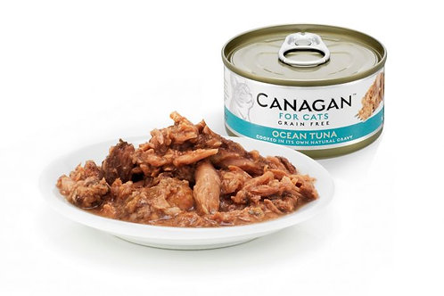 Canagan Ocean Tuna Cat Tin Wet Food