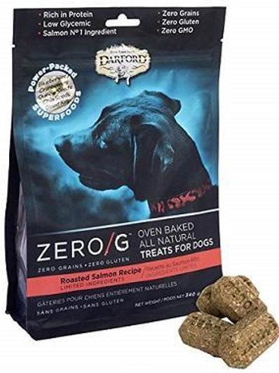 Zero/G Roasted Salmon Recipe Dog Treats