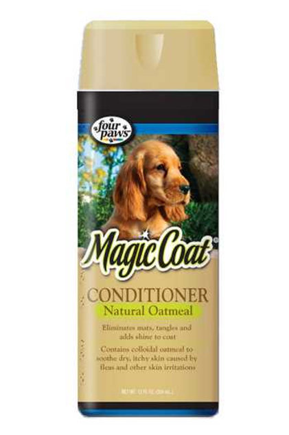Four Paws Magic Coat Conditioner - Natural Oatmeal