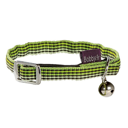 Bobby Ephmere Collection Nylon Cat Collar