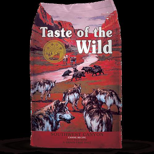Taste of the Wild Southwest Canyon Canine Recipe 12.7kg