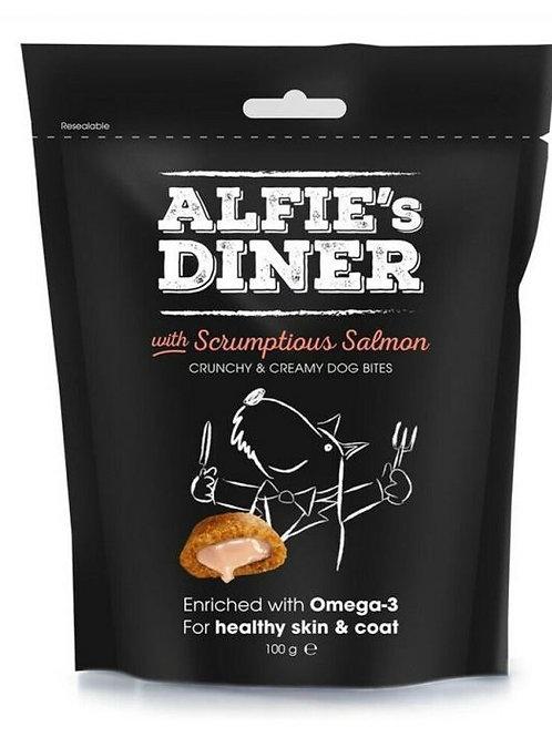 Alfie's Diner with Scrumptious Salmon