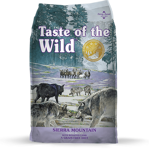 Taste of the Wild Sierra Mountain 12.7kg