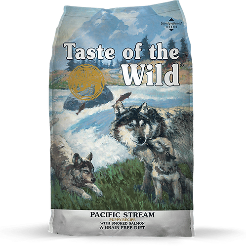 Taste of the Wild Pacific Stream Puppy 2.27kg