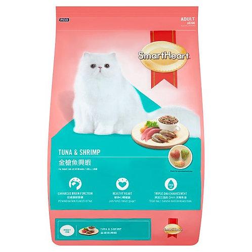 SmartHeart Tuna & Shrimp Cat Food 7kg