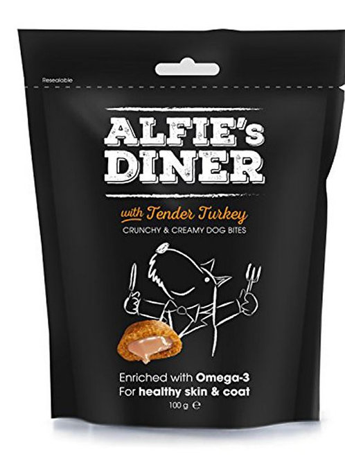 Alfie's Diner with Tender Turkey