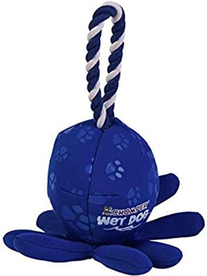 Chomper Wet Dog Octopus