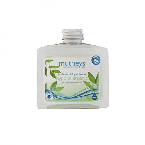 Mutneys Hypo-Allergic Shampoo 250ml