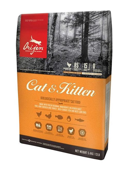 Orijen Cat & Kitten 1.8kg