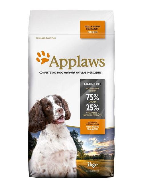 Applaws Dog Adult Chicken Small & Medium 2kg