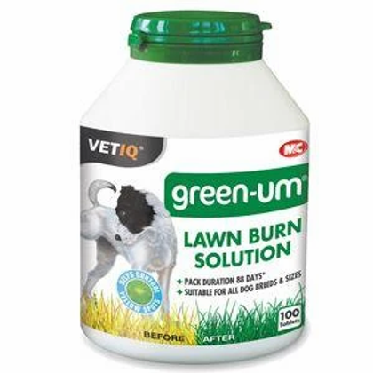 Green-um Lawn Burn Solution