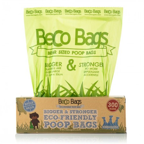 Beco Bear Sized Poop Bags