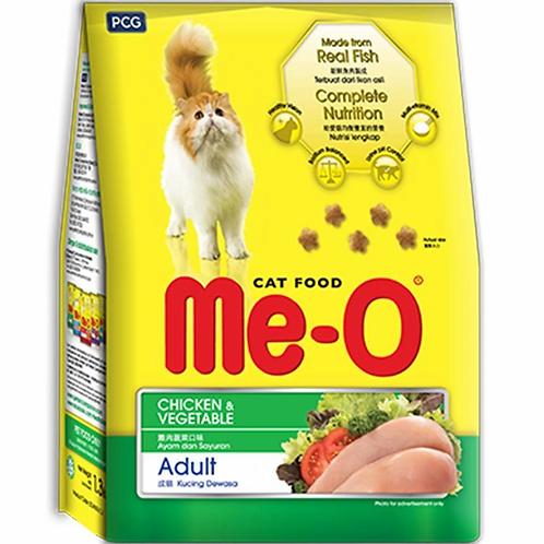Me-O Cat Food Chicken & Vegetables 20kg