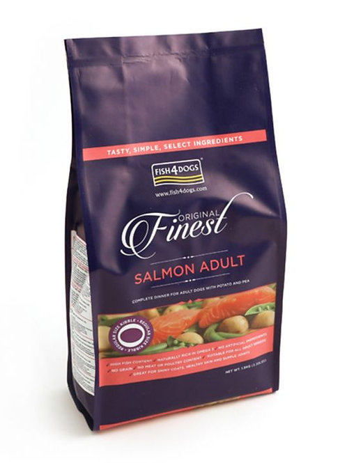 Fish4Dogs Salmon Adult Regular Kibble
