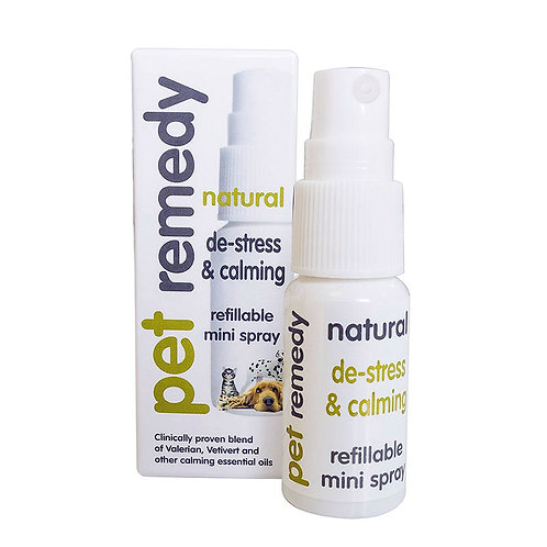 Pet Remedy De-Stressing Mini Calming Spray 15 ml