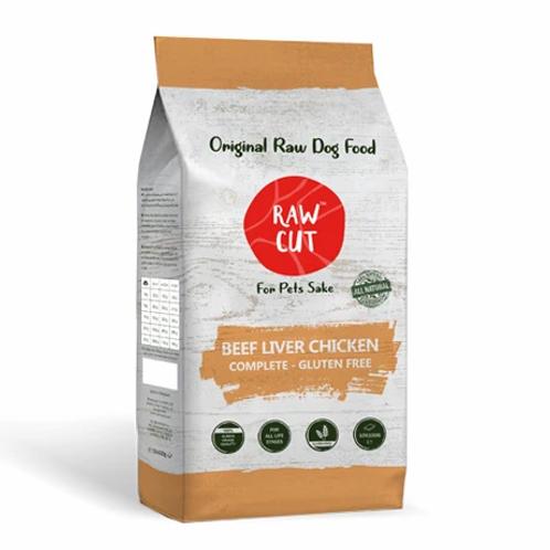 Raw Cut - Beef/Liver/Chicken
