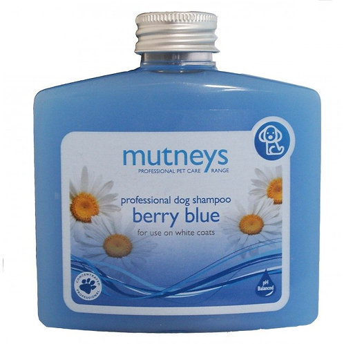 Mutneys Berry Blue Shampoo 250ml
