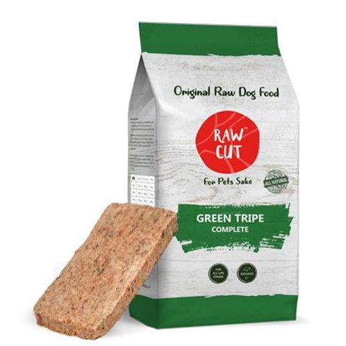 Raw Cut - Green Tripe