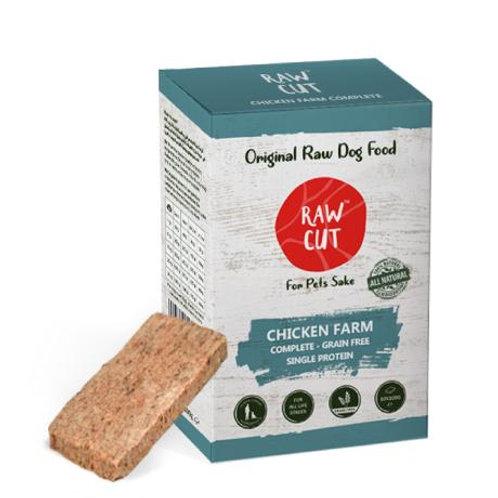 Raw Cut - Chicken Farm