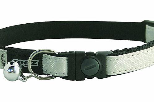 Rogz Glittercat Cat Collar - Silver