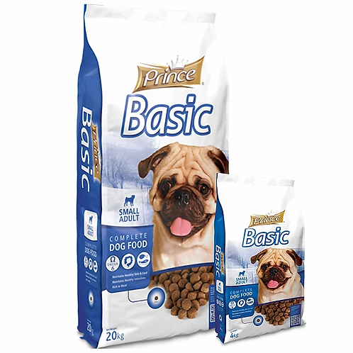 Prince Basic Small Dog 20kg