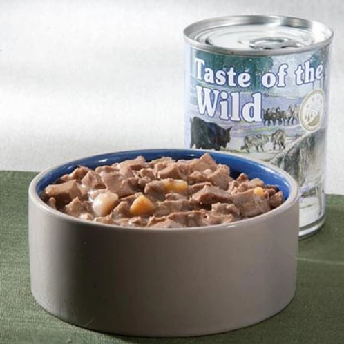 Taste of the Wild - Sierra Mountain Canine in Gravy (374g)