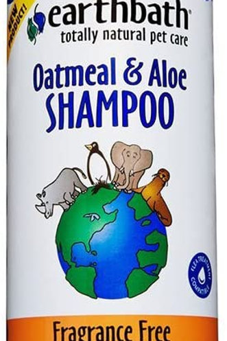 Earthbath Oatmeal and Aloe Shampoo 472ml