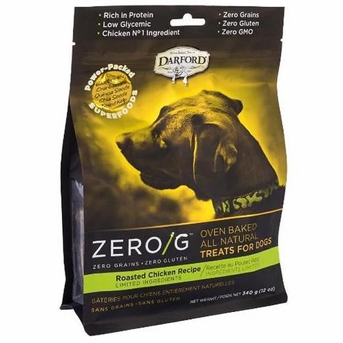 Zero/G Roasted Chicken Recipe Dog Treats