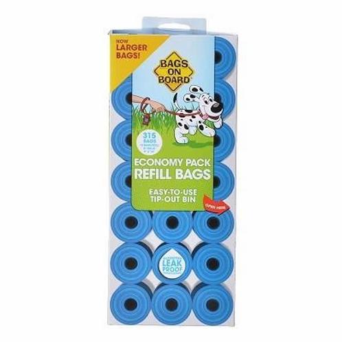 BOB Economy Pack 315 Bags (21x15)