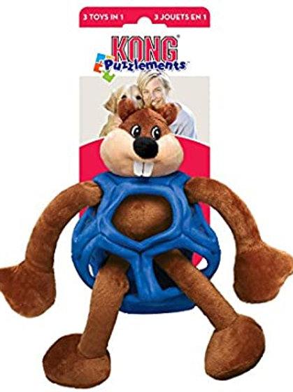 Kong Puzzlement -Beaver