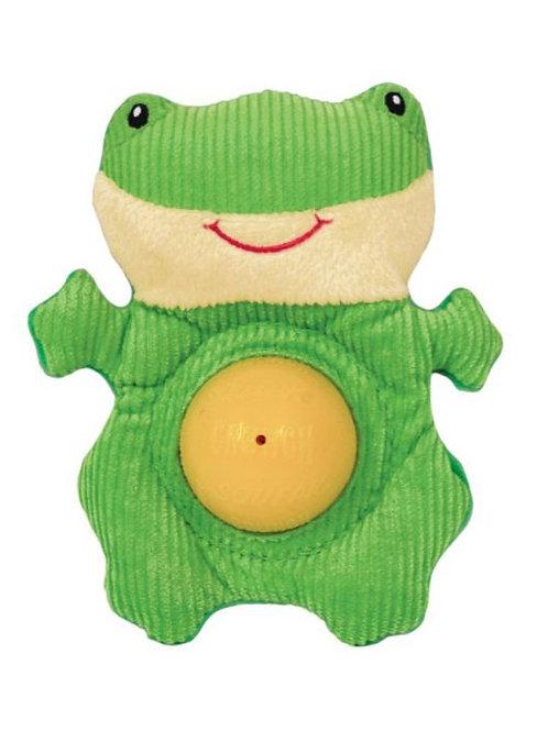 Kong Sqrunch Bellies Frog