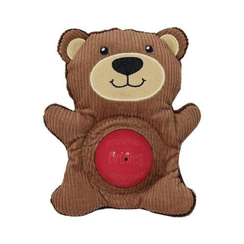 Kong Sqrunch Bellies Bear