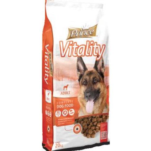 Prince Vitality Dog Food 20kg