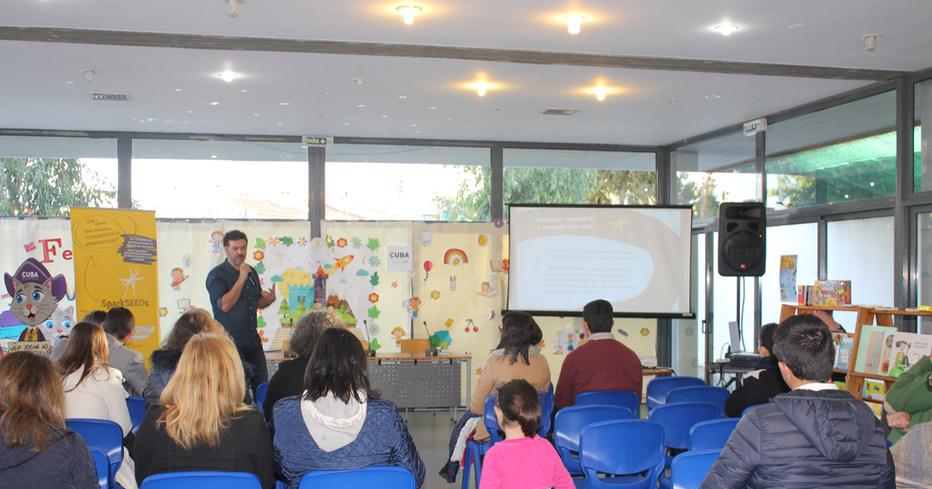 SparKSEEDs - Community presentation - Cuba, PT